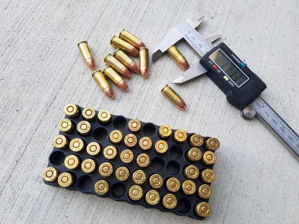 9mm OAL