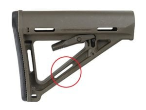 Buttstock Sling Attachment
