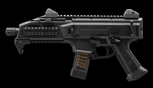 CZ Scorpion 3 S1 Pistol