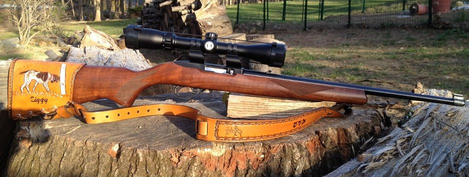 Leather Sling, Levergun Leather Works