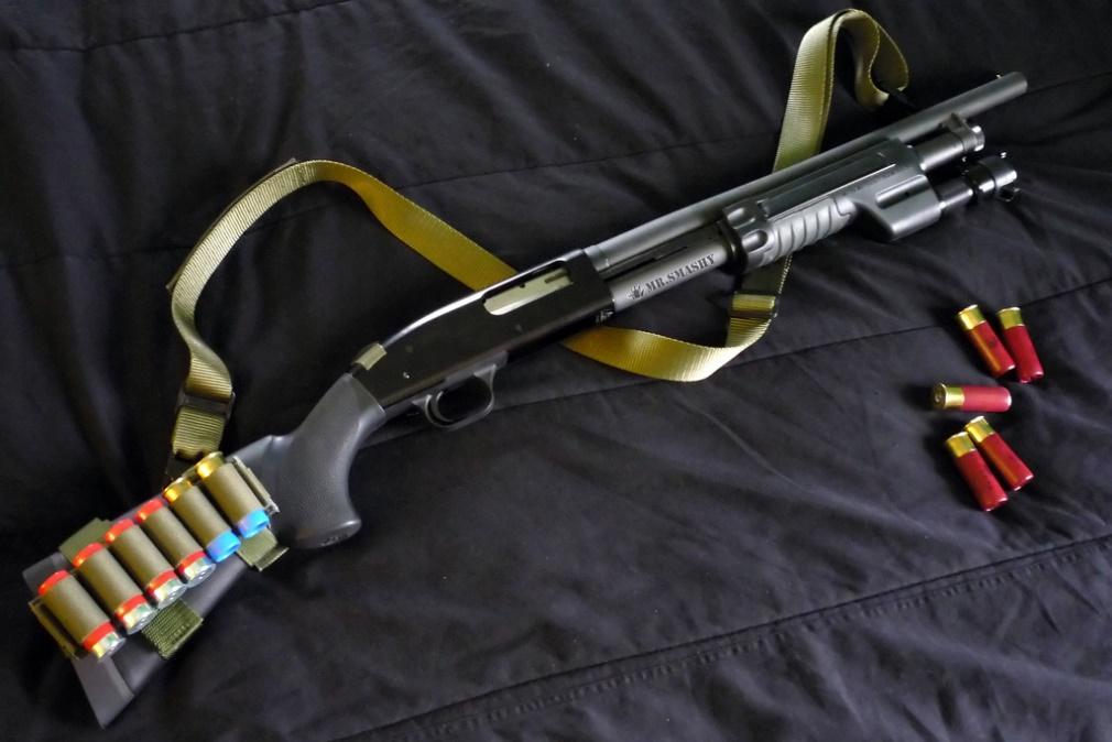 Mossberg M500SP