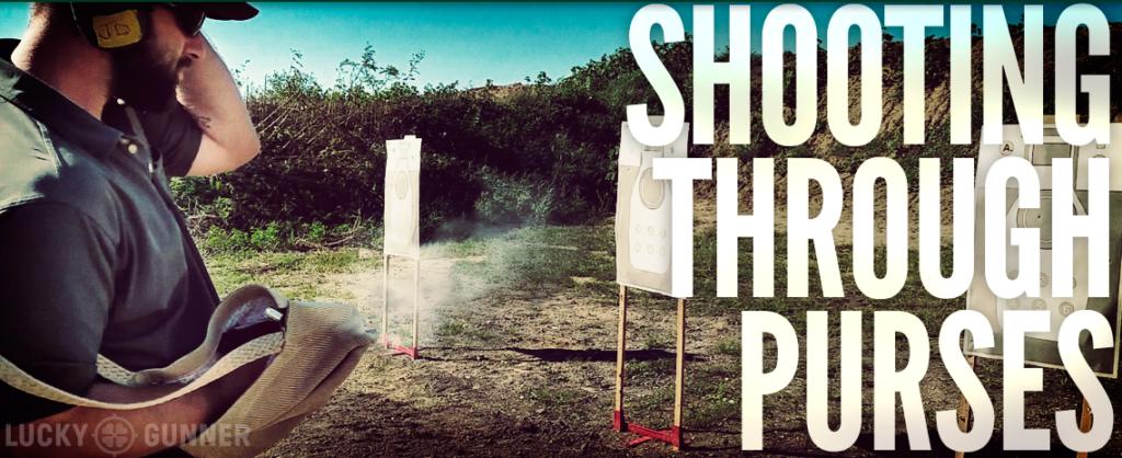 Shooting Through Purses, Lucky Gunner