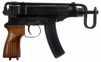 Skorpion Submachine Gun