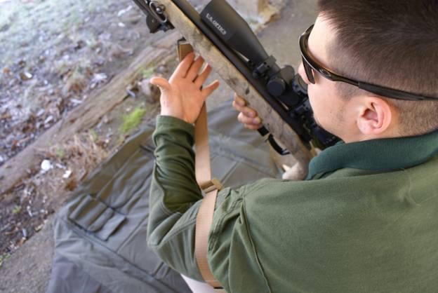 Tactical Intervention Slip Cuff Quick Release Slign