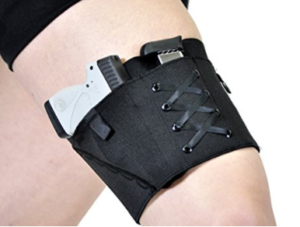 Thigh Holster, Can Can Concealment