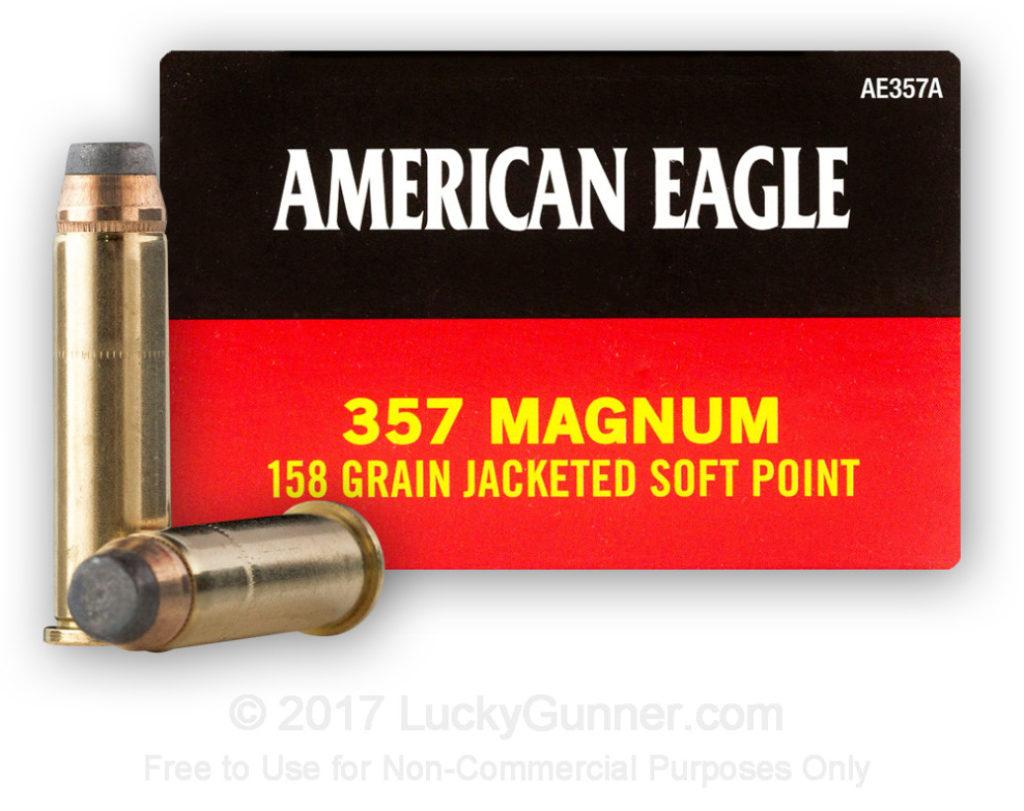 American Eagle .357 Magnum 158 gr