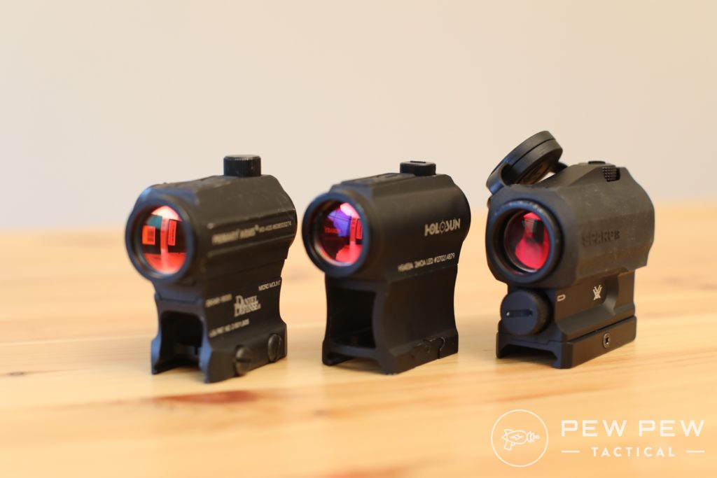 Best Red Dot For The Money 2019 Best Red Dots [2019]: Under $200 Budget   Pew Pew Tactical