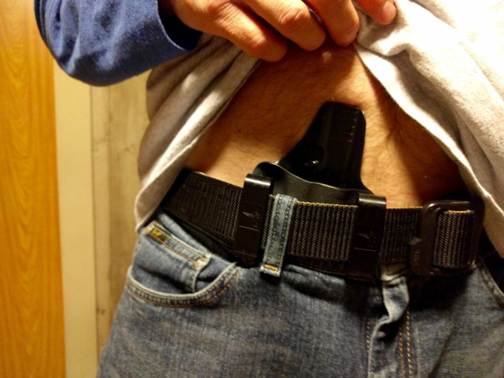 Review] Bravo Concealment IWB DOS Gun Holster - Pew Pew Tactical