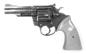 Colt Magnum Trooper Mark III