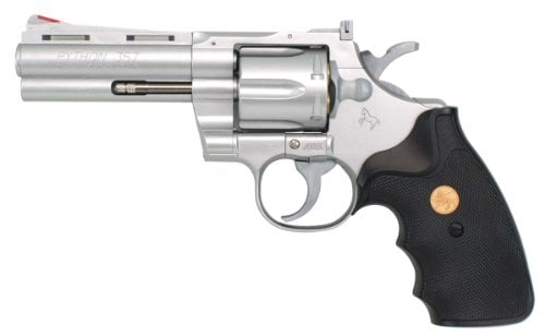 Learn about revolvers with safety