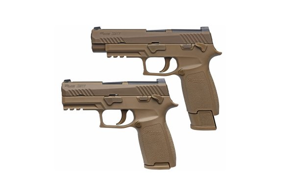 Sig P320: What 2 Army Military Police Officers Think - Pew