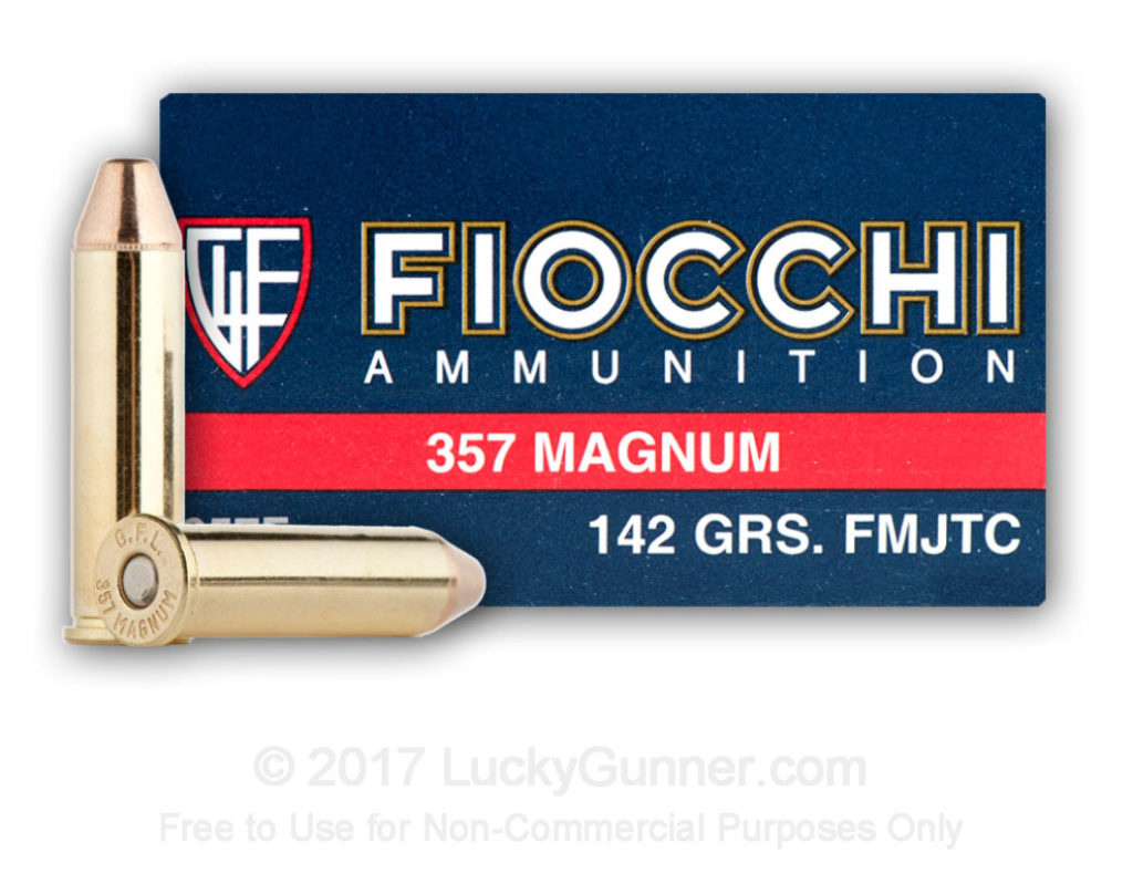 Best  38 Special &  357 Magnum Ammo [2019] - Pew Pew Tactical