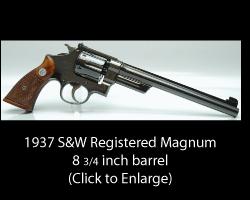 First S&W Magnum
