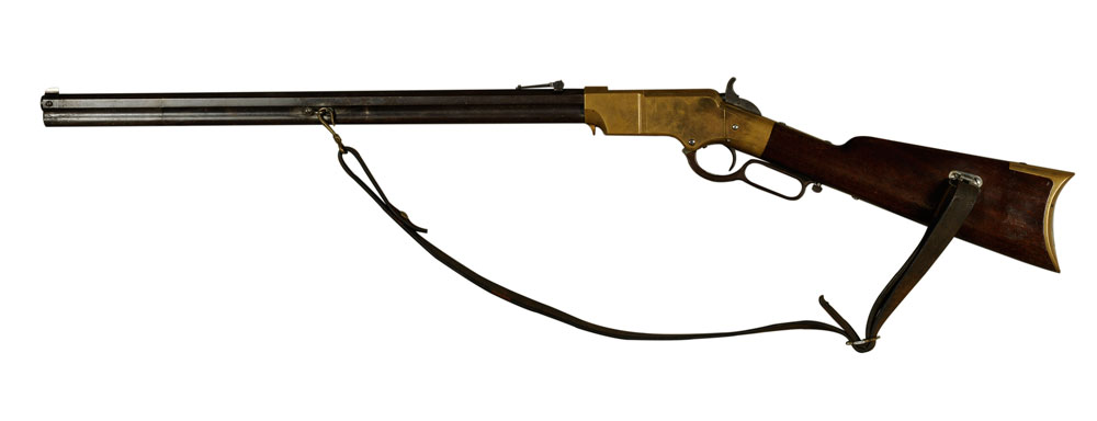 Henry Repeating Rifle, Civil War Era