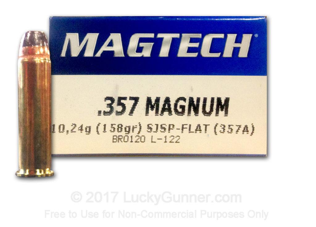 Magtech .357 Magnum 158 gr