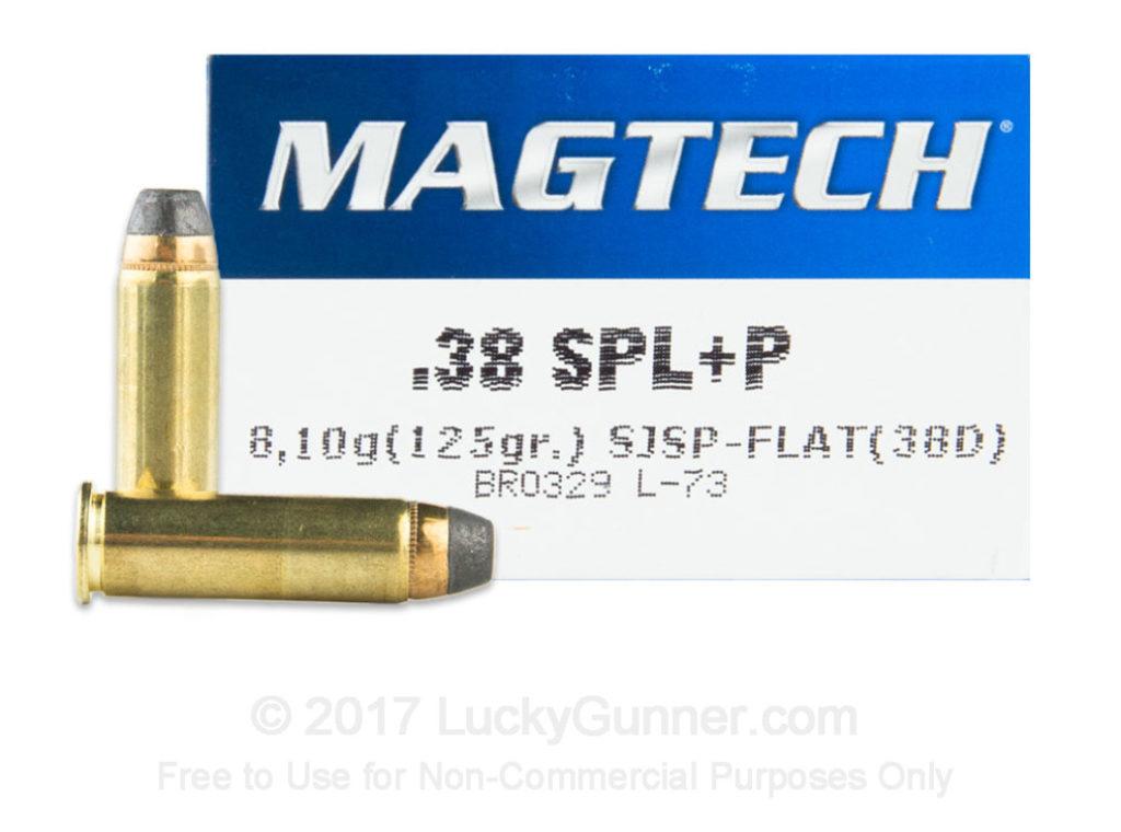 Magtech 38 Special 125 Gr