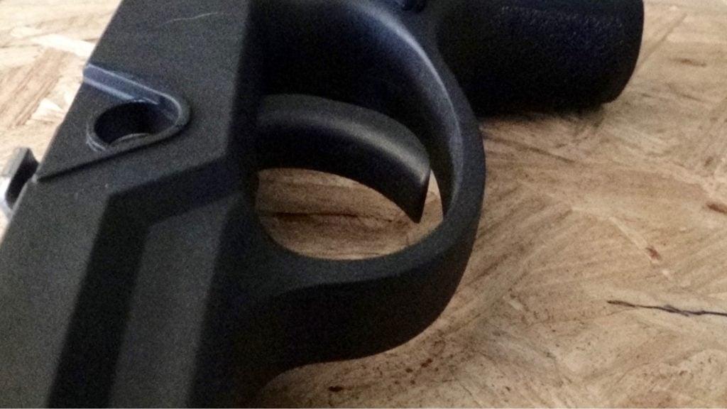 P320 Nice Fat Trigger