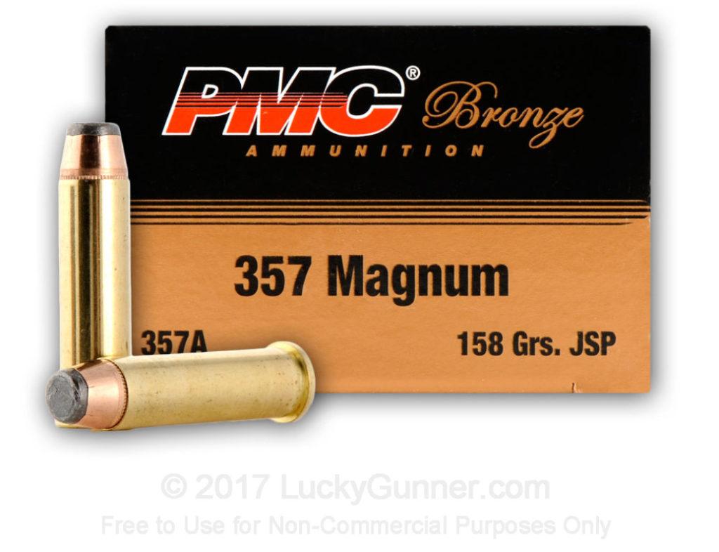 PMG .357 Magnum 158 gr