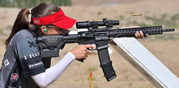 3gun competition rifle