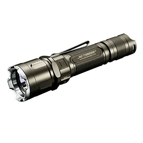 `Jetbeam JET Flashlight