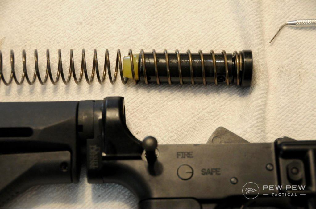 AR15 Buffer Spring