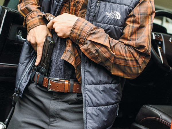 Top 9 Best CCW Positions [2019]: Concealment & Comfort - Pew