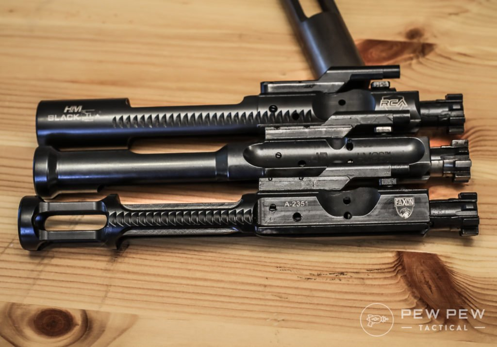 5 Best Lightweight Bolt Carrier Groups (BCG) [2019 Hands-On