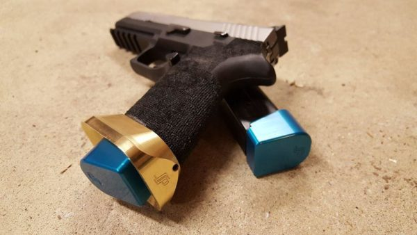 USPSA Limited Competition Gun