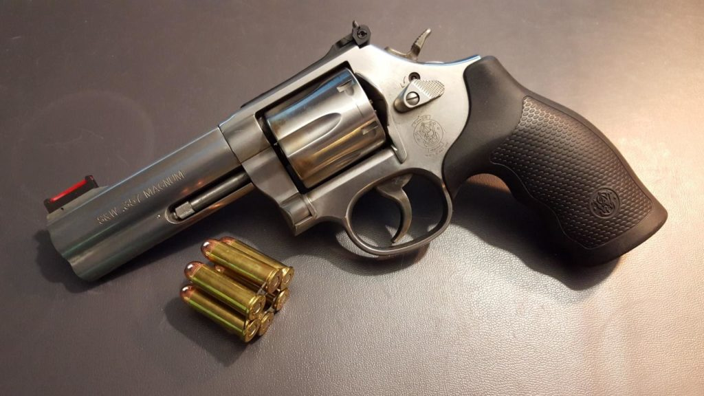 USPSA Revolver Division Gun
