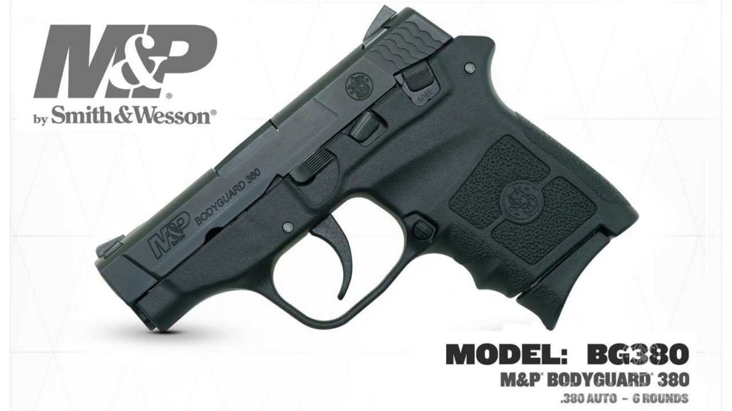 mith and Wesson Bodyguard