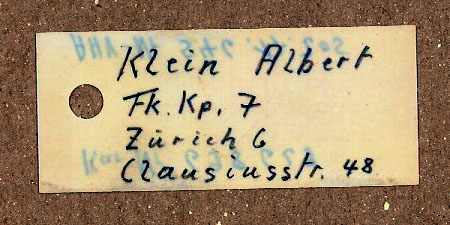 Swiss k31 name