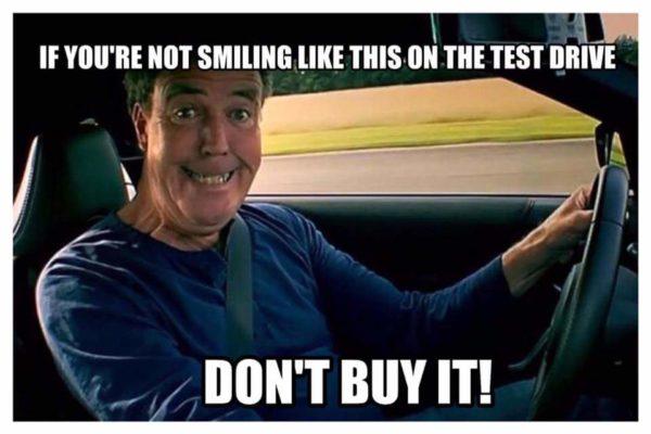 Test Drive Jeremy Clarkson