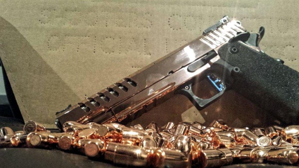 USPSA Limited Division Race Gun