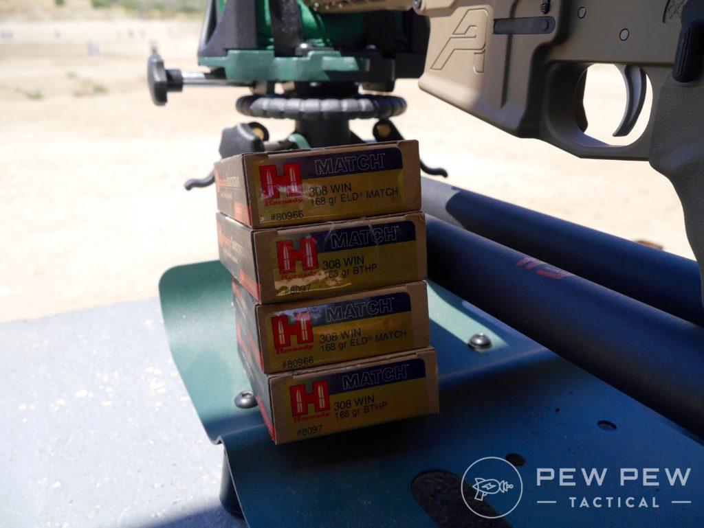 Hornady .308 Match Ammo