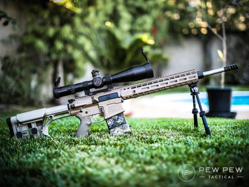 Review] Aero Precision M5E1  308 Complete Rifle - Pew Pew