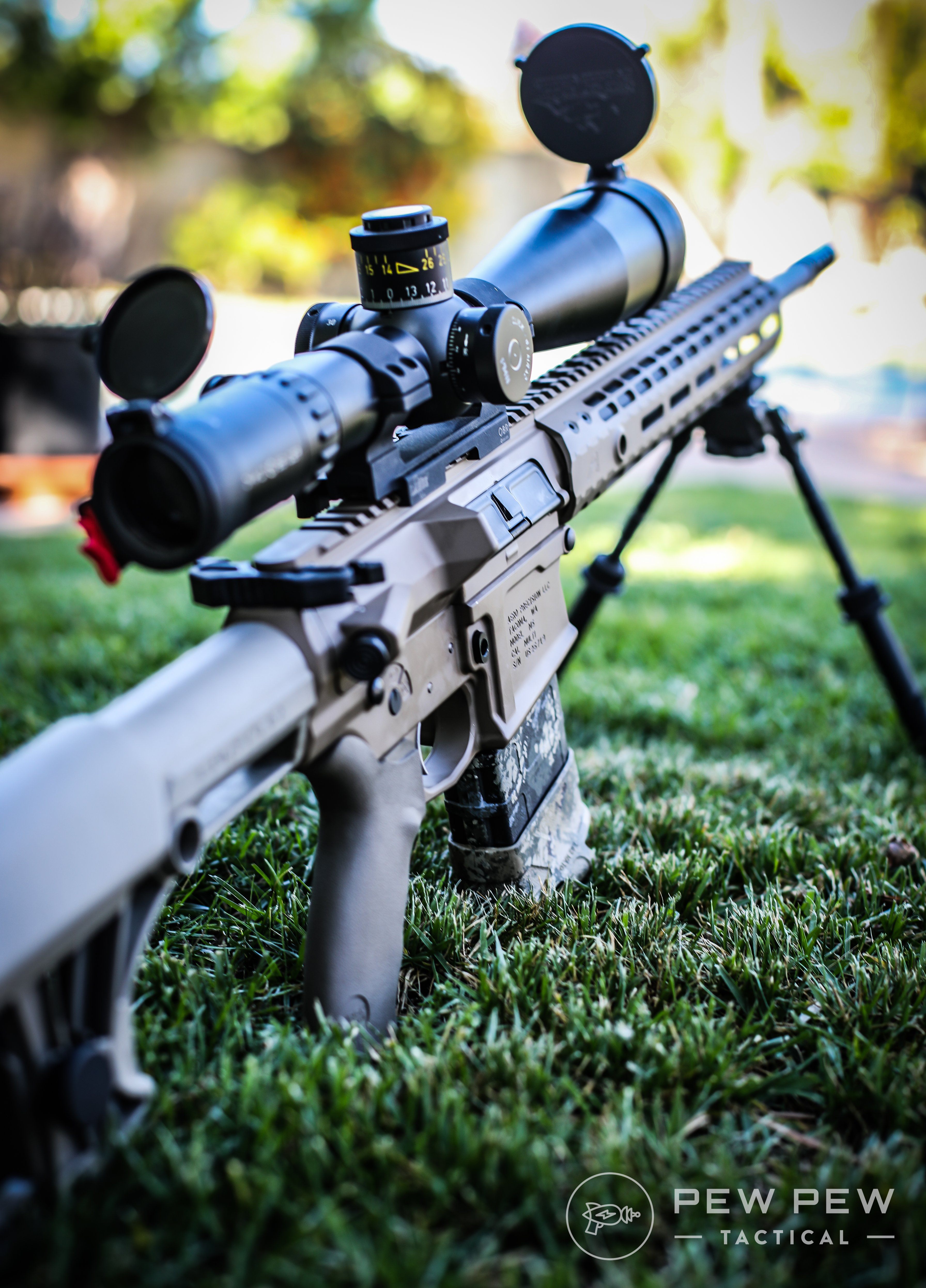 Best AR-10 Lowers For Your Next Build - Pew Pew Tactical