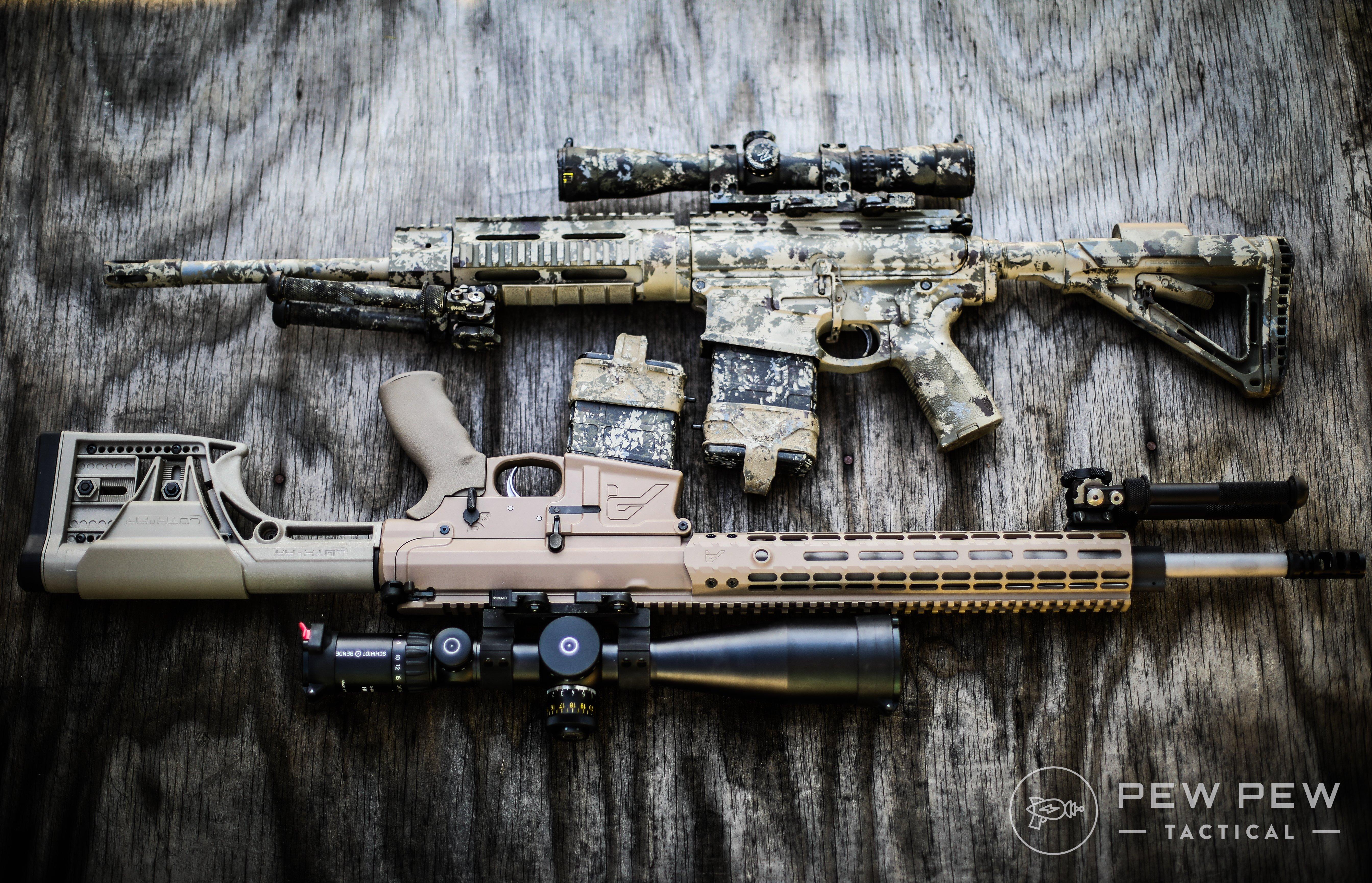 7 Best AR-10 Barrels [2019]: Our Fav Models For Builds - Pew
