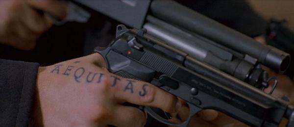 Beretta 92FS Boondock Saints