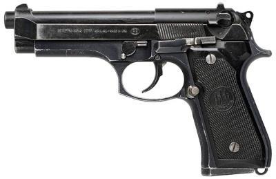 Beretta 92FS Profile
