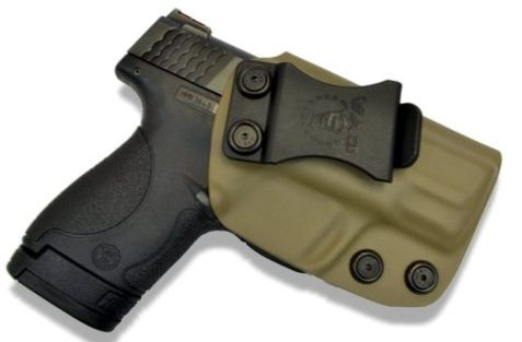 S&W M&P Shield 9/40 IWB Holster