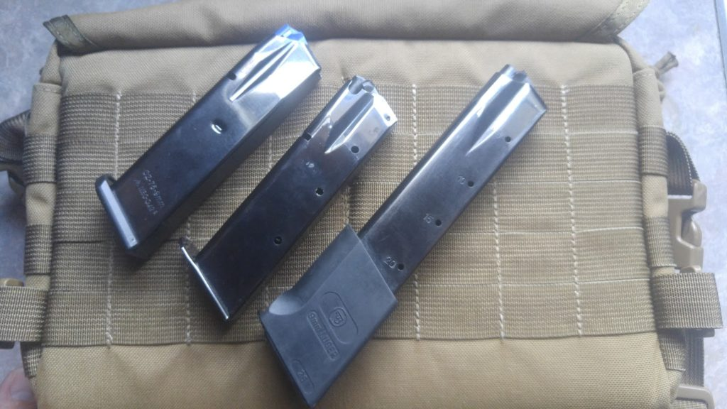 CZ 75 Mags