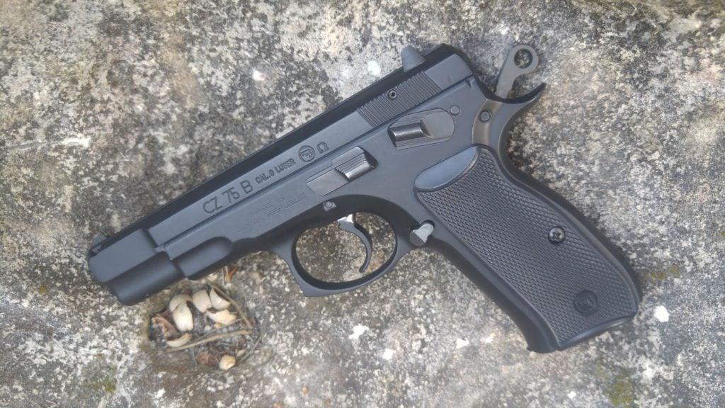 CZ 75 Profile