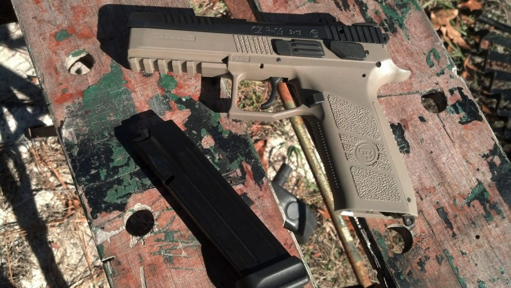 Review] CZ P-09: CZ's Modern Duty Gun - Pew Pew Tactical
