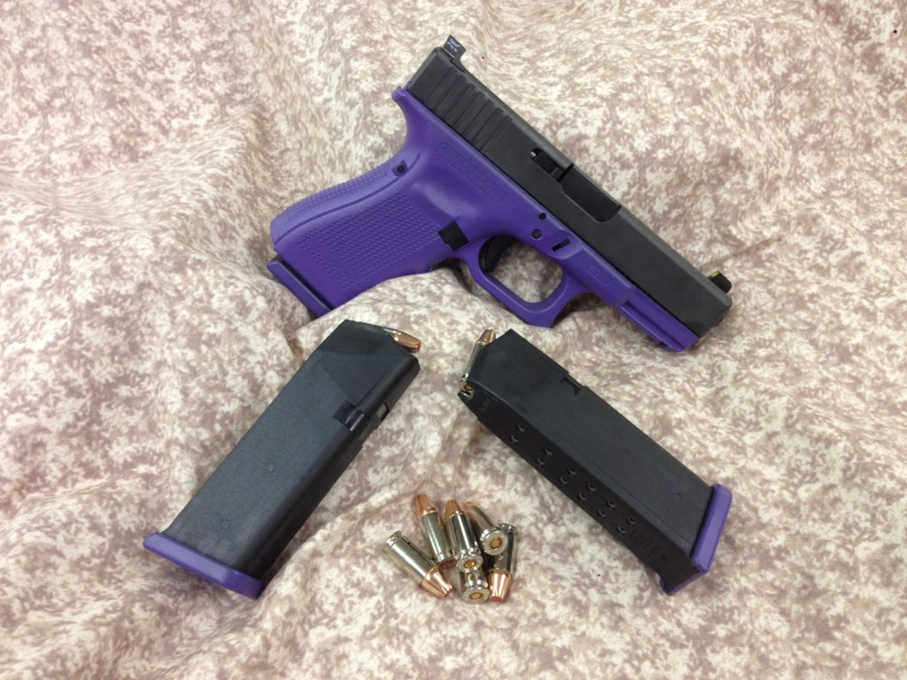 Cerakoted Glock