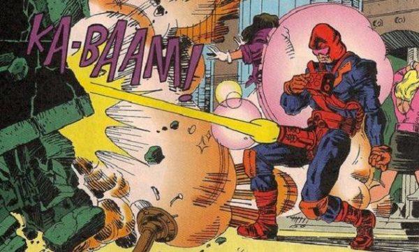 Codpiece Super Hero
