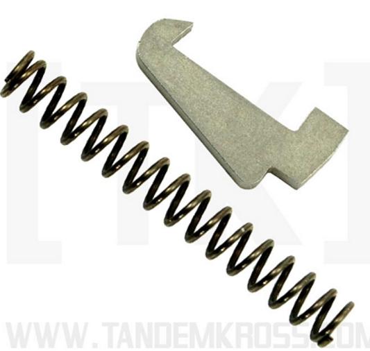 Tandemkross Extractor