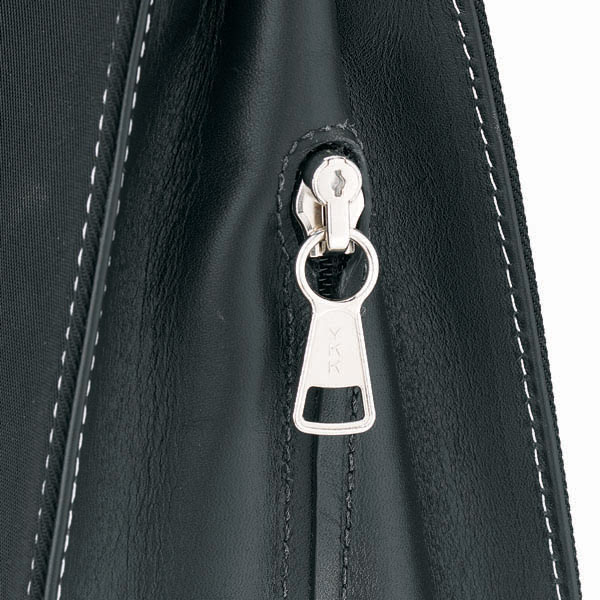 Galco Metropolitan locking zipper