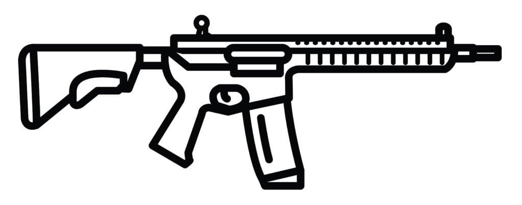 Mono AR-15