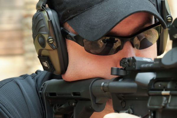 Shooting with Hearing Protection