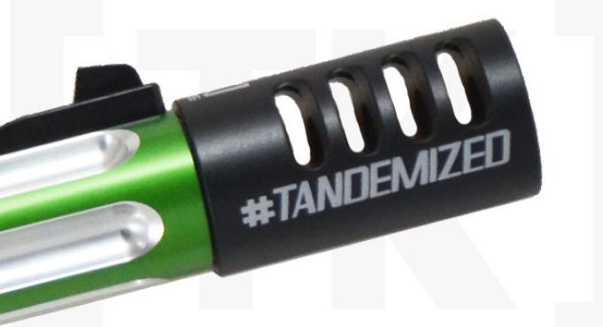 Tandemkross Muzzle Break